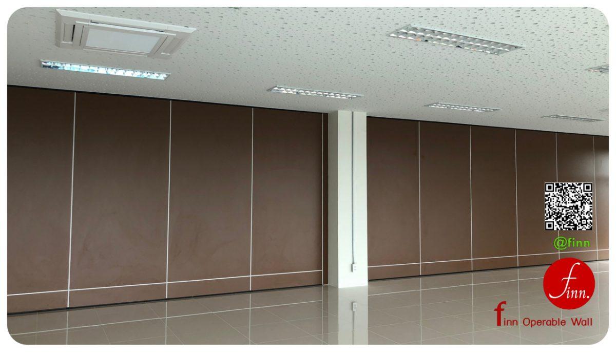 ผนังเลื่อนกั้นห้องประชุม By FINN De'cor